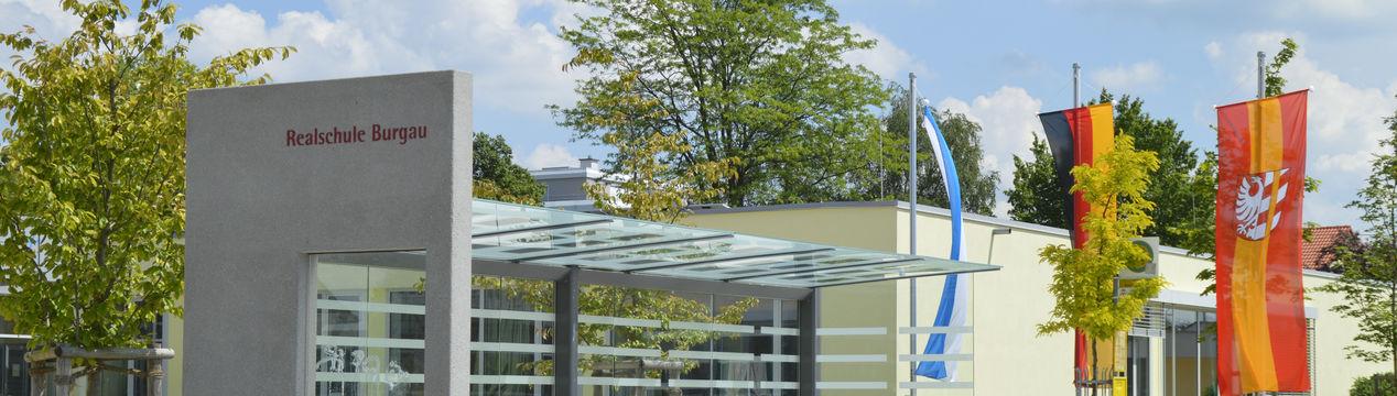 Markgrafen-Realschule Burgau