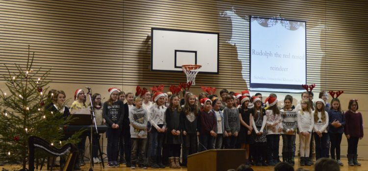 Weihnachtlicher Musikabend