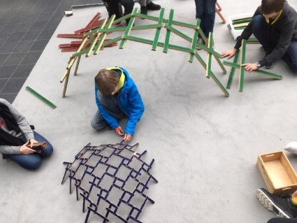 Besuch der iX-Quadrat-Ausstellung in München