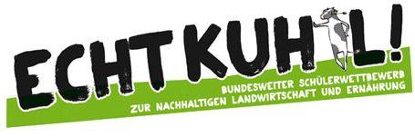 """Bundesweiter Schülerwettbewerb """"ECHT KUH-L 2017"""