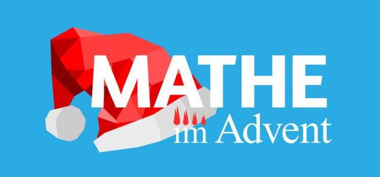 Zwei Klassen knobeln bei Mathe im Advent