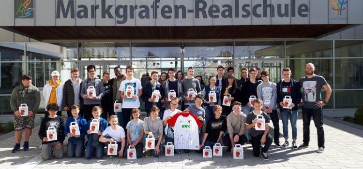 MRB besucht FC Augsburg