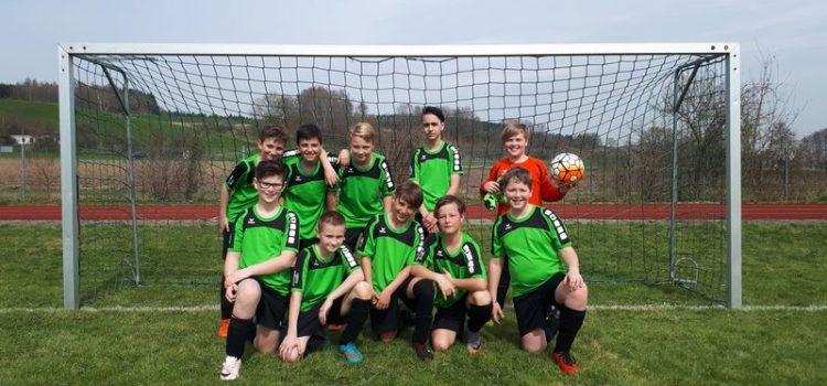 Fußball Jungen Wettkampfklasse IV